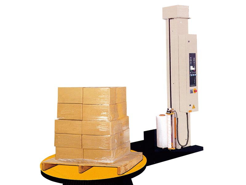 C12. Stretch wrapping machine