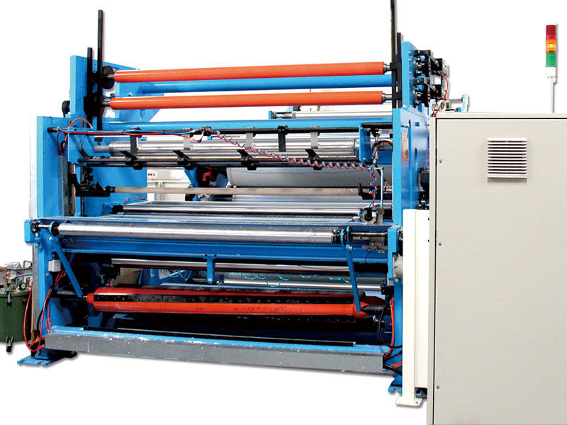 A7. Toilet paper, kitchen towel and maxi roll-4 (JRT rewinding machine)